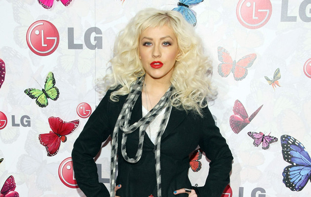 Christina Aguilera, fot. Kristian Dowling   /Getty Images/Flash Press Media