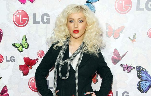 Christina Aguilera, fot. Kristian Dowling  /Getty Images/Flash Press Media