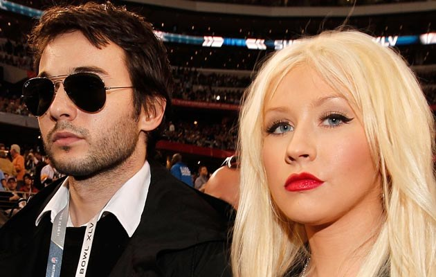 Christina Aguilera i Matthew Rutler, fot. Christopher Polk   /Getty Images/Flash Press Media