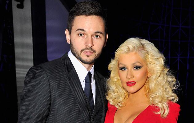 Christina Aguilera i Matthew Rutler /Steve Jennings /Getty Images