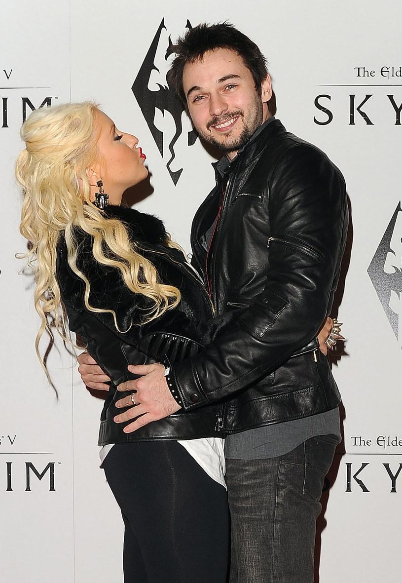 Christina Aguilera nie planuje w najbliższym czasie ślubu /Jason Merritt /Getty Images