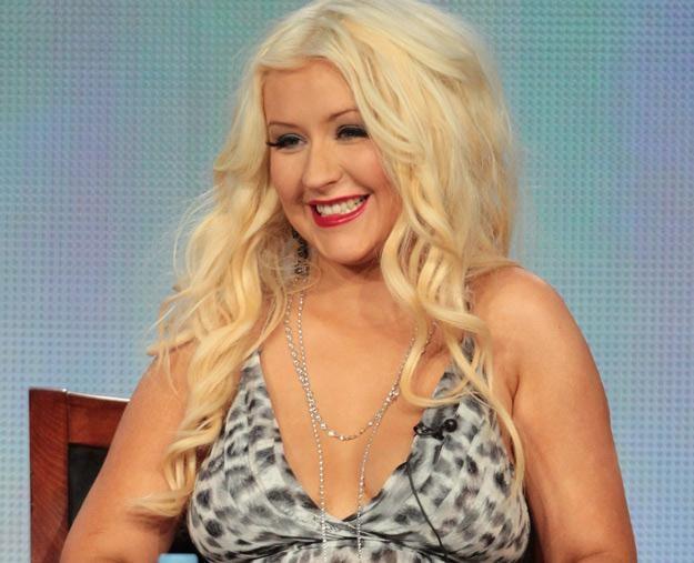 Christina Aguilera nie sprzedaje już milionów płyt, ale i tak nie narzeka - fot. Frederick M. Brown /Getty Images/Flash Press Media