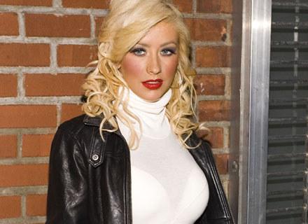 Christina Aguilera odwołała koncerty - fot. Mat Szwajkos /Getty Images/Flash Press Media
