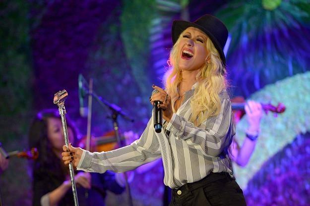 Christina Aguilera po raz drugi zostanie mamą? fot. Charley Gallay /Getty Images/Flash Press Media