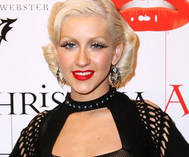Christina Aguilera w filmie