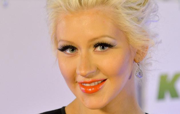 Christina Aguilera walczy z dodatkowymi kilogramami /Frazer Harrison /Getty Images