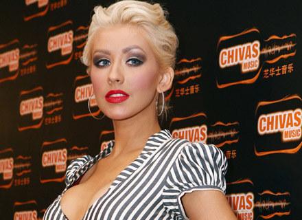 Christina Aguilera zapowiada zmiany - fot. ChinaFotoPress /Getty Images/Flash Press Media