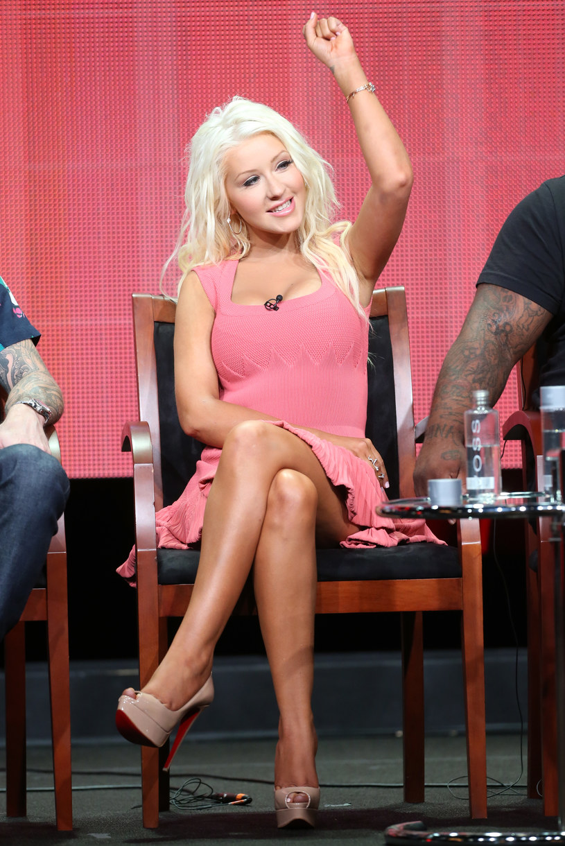 Christina Aguilera /Getty Images