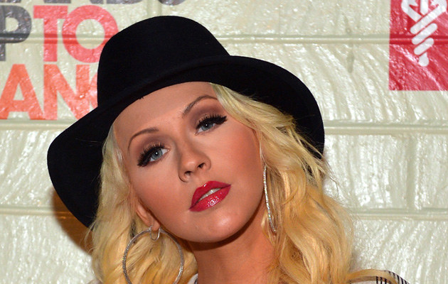 Christina Aguilera /Charley Gallay /Getty Images