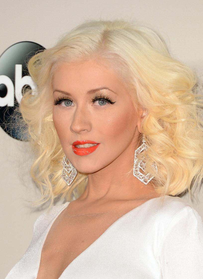 Christina Aguilera /AFP