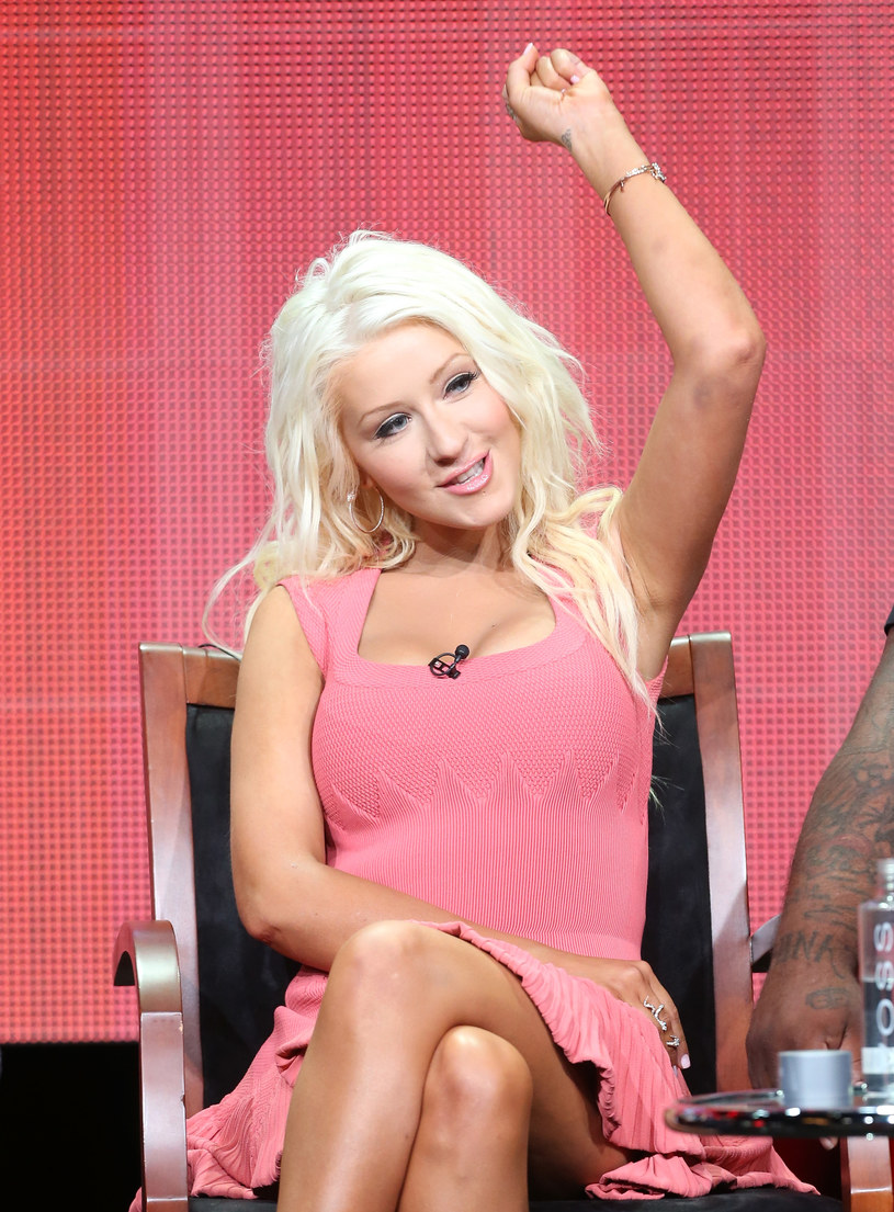 Christina Aguilera /Frederick M Brown /Getty Images