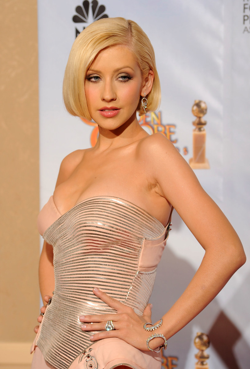 Christina Aguilera /Kevin Winter /Getty Images