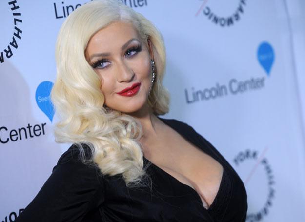 Christina Aguilera /Dennis Van Tine    /East News