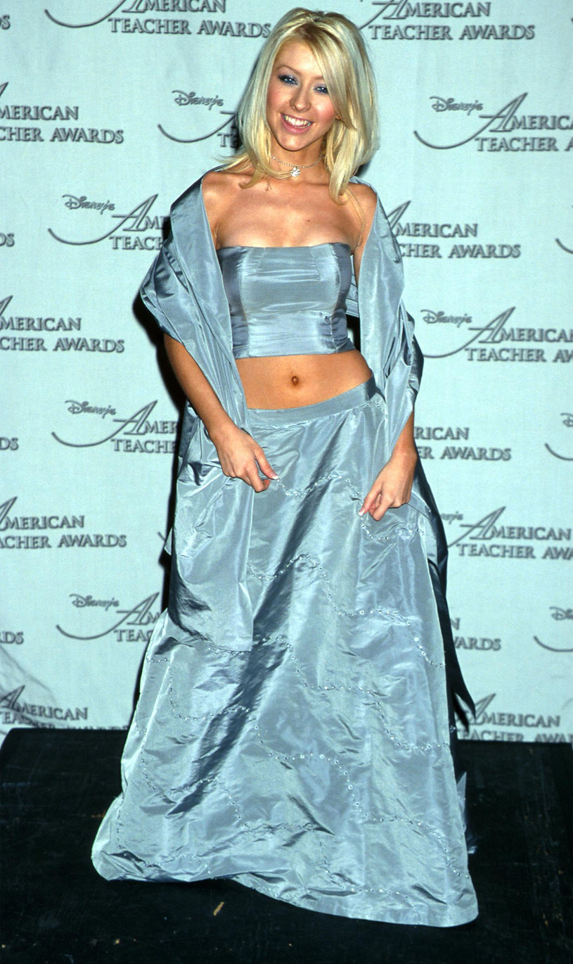 Christina Aguilera /Brenda Chase /Getty Images
