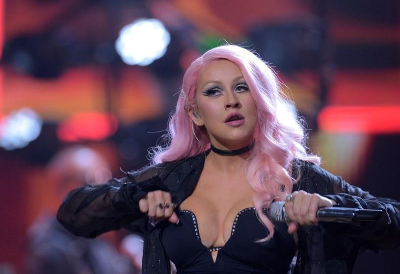 Christina Aguilera /Evgeny Biyatov/SPUTNIK Russia /East News