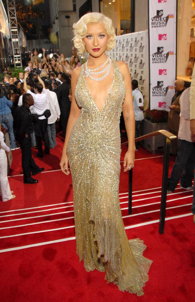 Christina Aguilera / KMazur/WireImage /Getty Images