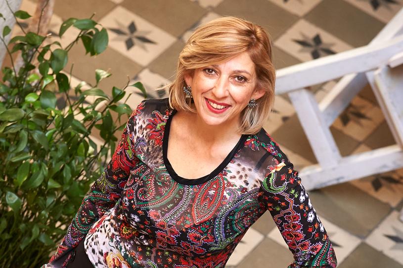 Christina Dalcher, autorka powieści Vox, fot. Laurens Arenas /Styl.pl/materiały prasowe