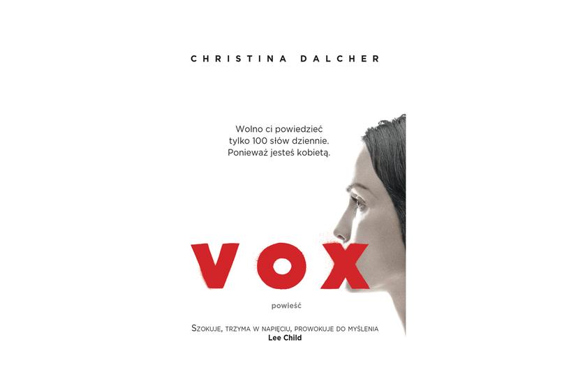 Christina Dalcher, Vox /materiały prasowe
