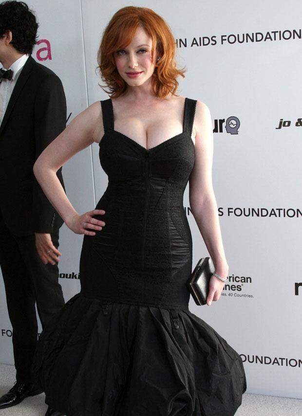 Christina Hendricks, fot. Frederick M. Brown  /Getty Images/Flash Press Media