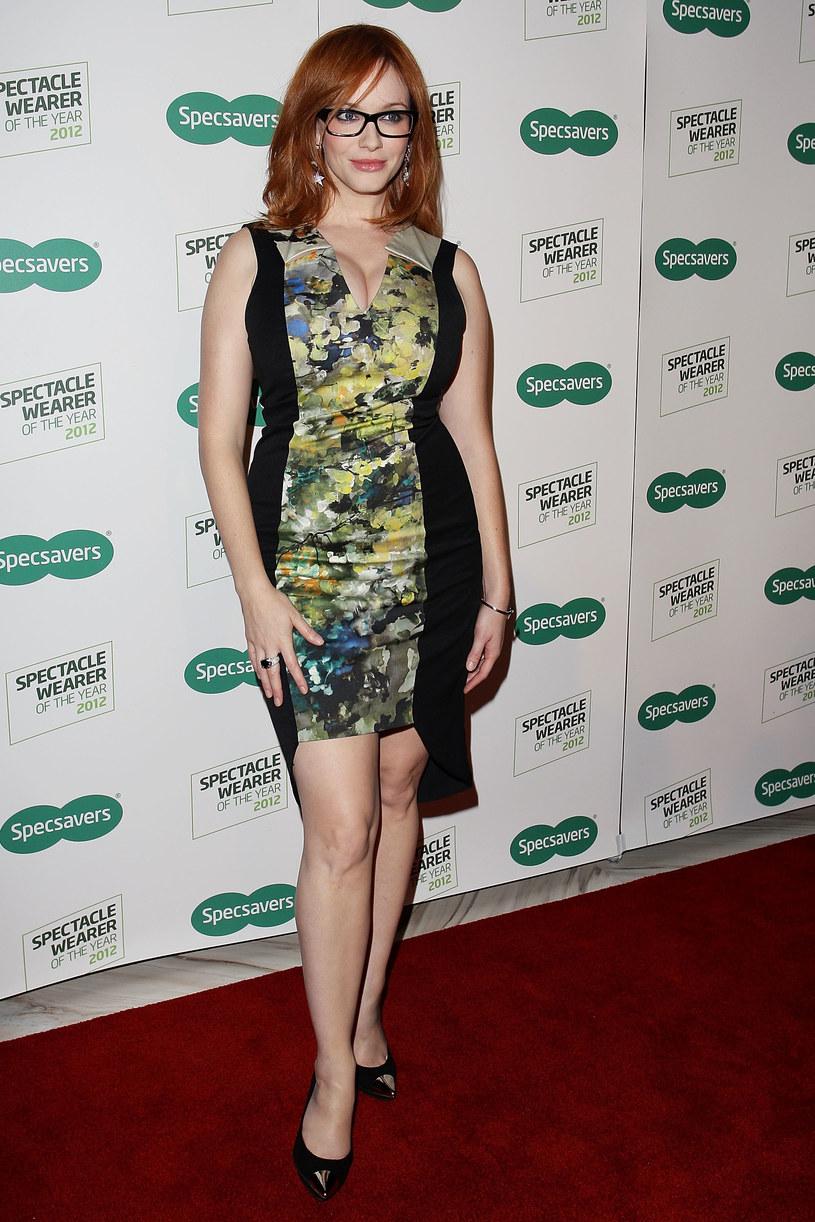 Christina Hendricks /Getty Images/Flash Press Media