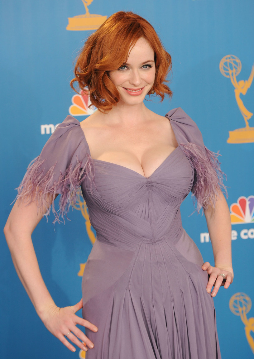 Christina Hendricks /Jason Merritt /Getty Images