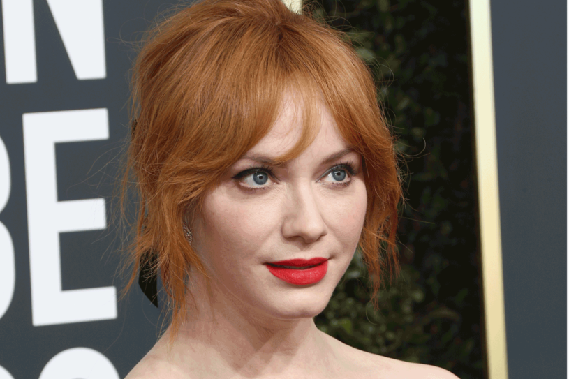 Christina Hendricks /Getty Images
