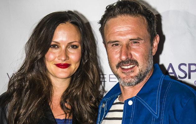 Christina McLarty i David Arquette są już po ślubie! /Nick Tinienko /Getty Images