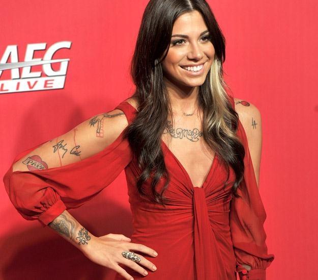 Christina Perri tatuuje się bez opamiętania - fot. Kevin Winter /Getty Images/Flash Press Media