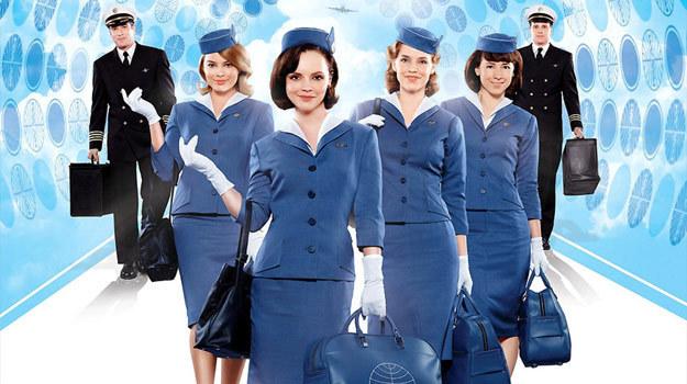 """Christina Ricci i reszta załogi """"Pan Am"""" /materiały prasowe"""