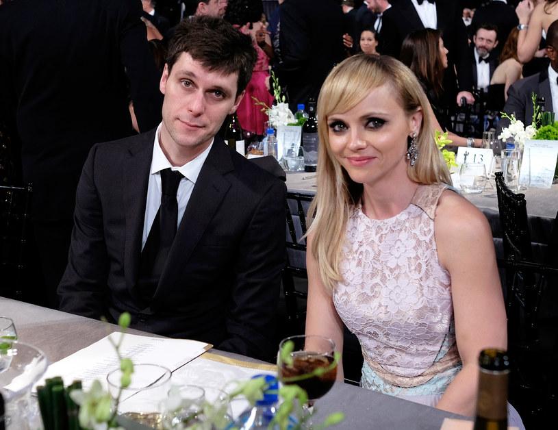 Christina Ricci wzięła ślub z Jamesem Heerdegen w 2013 roku /Dimitrios Kambouris /Getty Images
