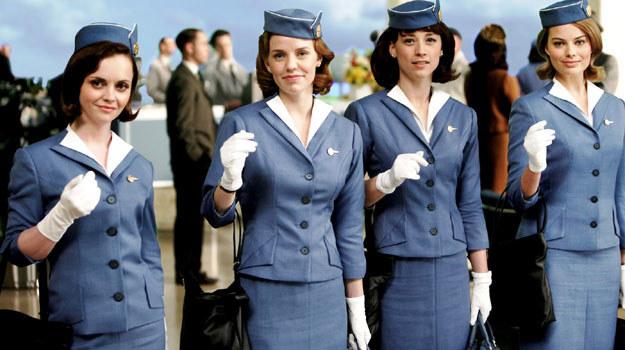 """Christina Ricci (z lewej) i pozostałe gwiazdy serialu """"Pan Am"""" /materiały prasowe"""