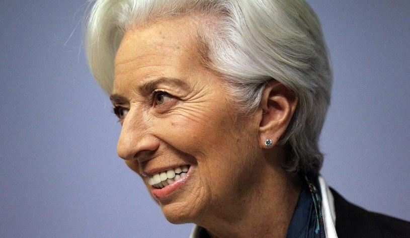 Christine Lagarde, prezes EBC