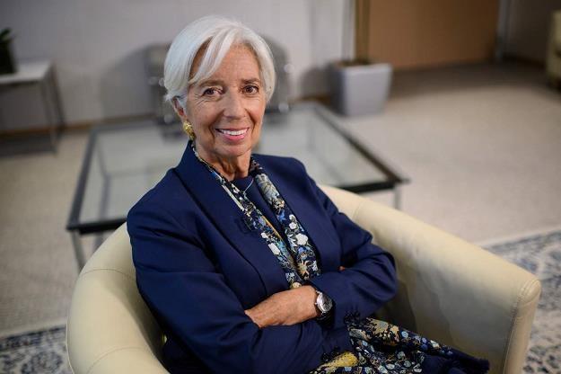 Christine Lagarde została szefową Europejskiego Banku Centralnego /AFP