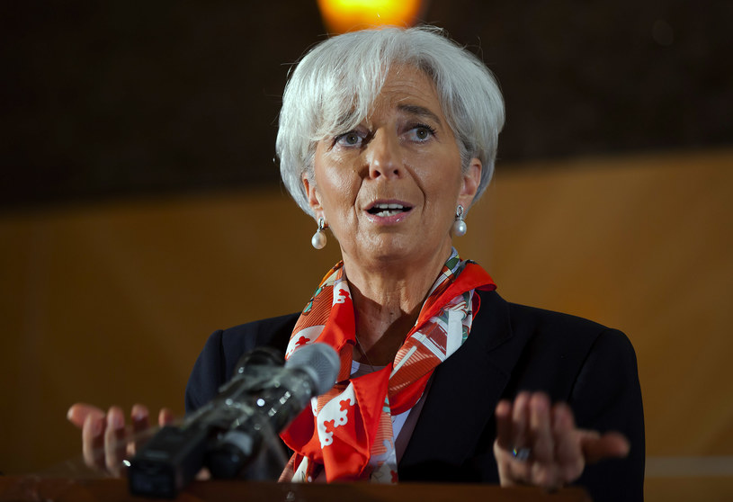 Christine Lagarde /Getty Images