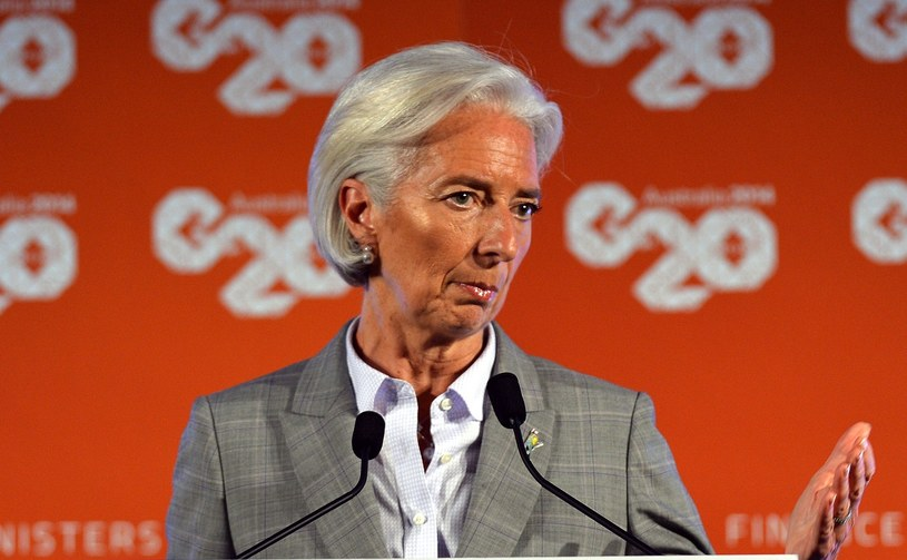 Christine Lagarde /AFP