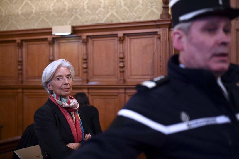 Christine Lagarde /AFP