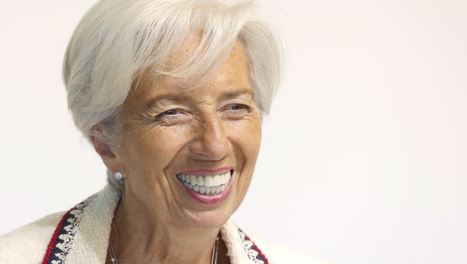 Christine Lagarde /JULIEN WARNAND /PAP/EPA