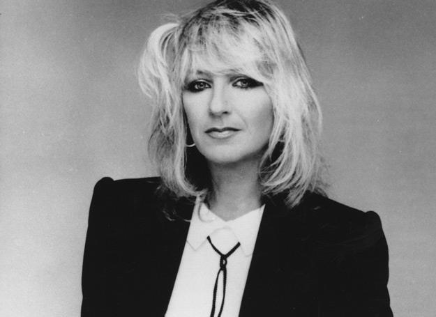 Christine McVie w 1983 roku - fot. Associated Press/Fotolink /East News