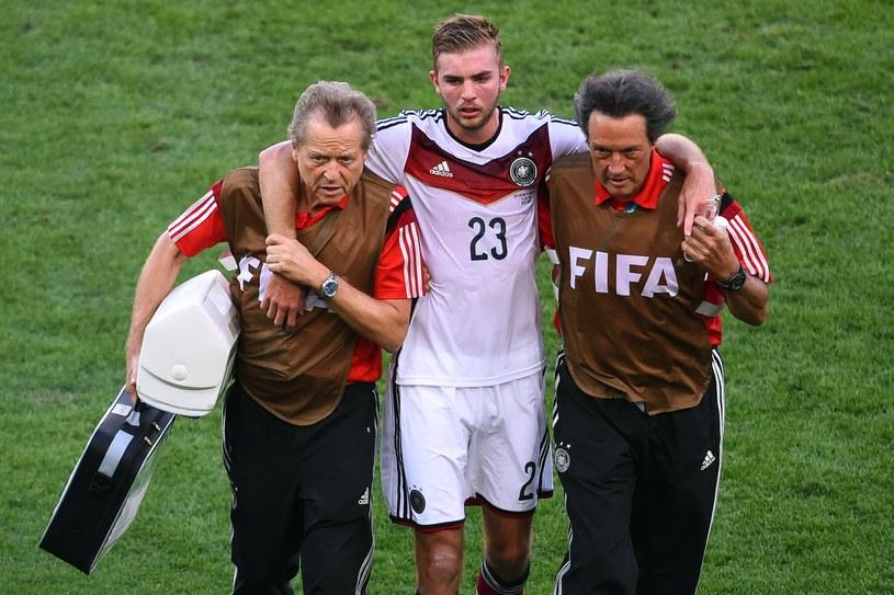 Christoph Kramer (w środku) /AFP