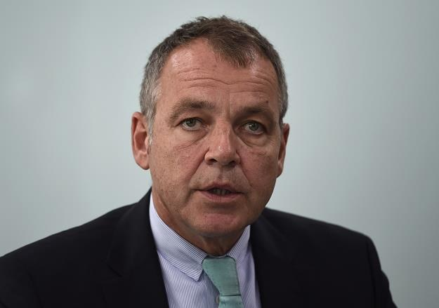 Christoph Mueller - szef Malaysia Airlines /AFP