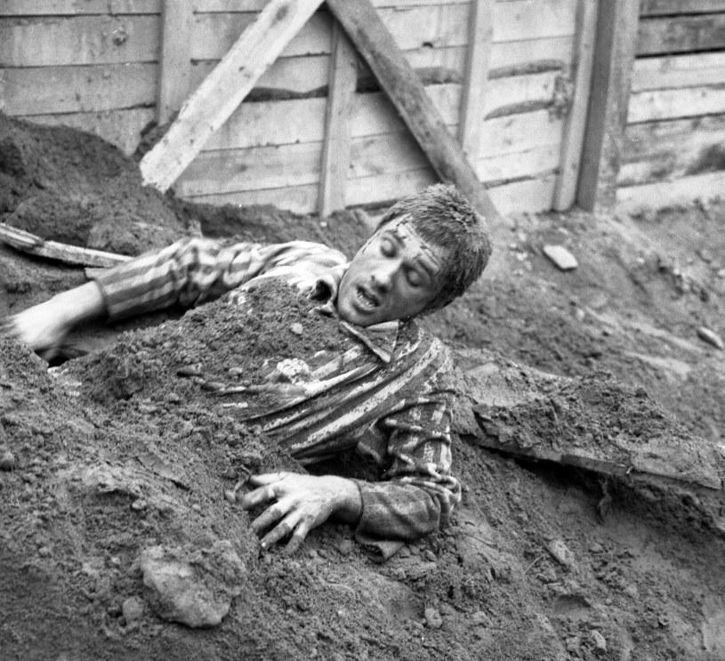"""Christoph Waltz w filmie Krzysztofa Zanussiego """"Życie za życie. Maksymilian Kolbe"""" /INPLUS /East News"""