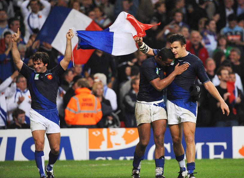 Christophe Dominici podczas Pucharu Świata w 2007 roku /AFP /AFP