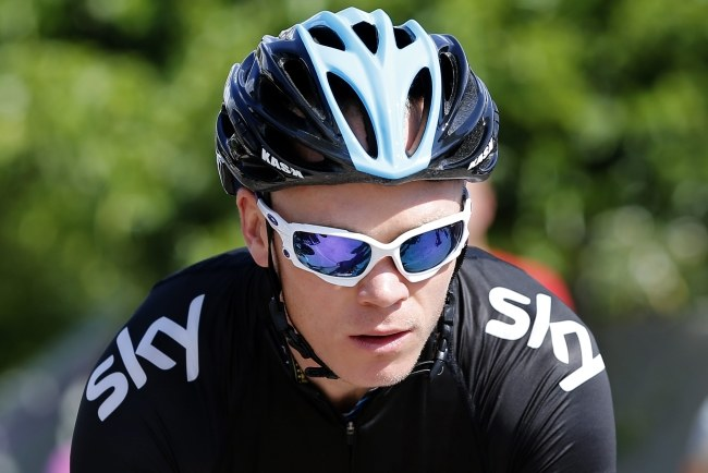 Christopher Froome /PAP/EPA