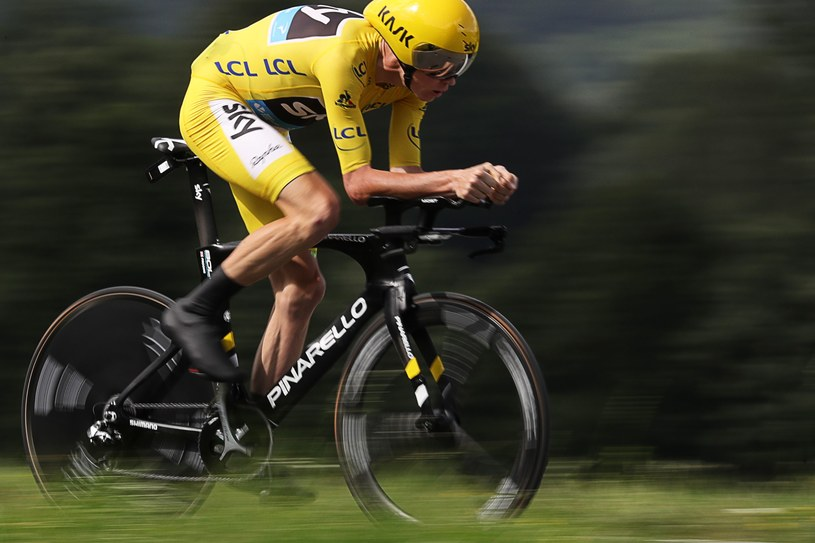 Christopher Froome /AFP