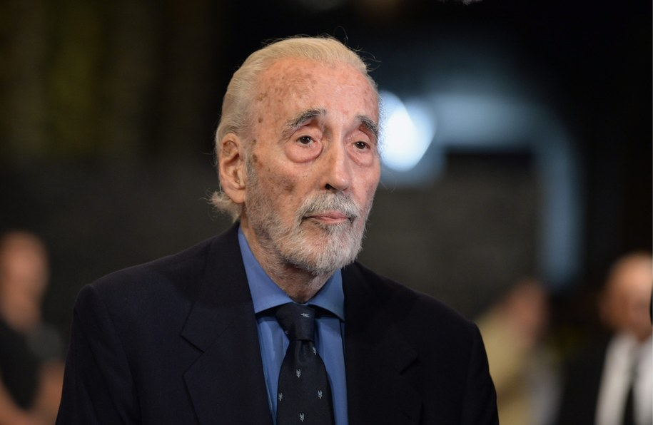Christopher Lee / 	URS FLUEELER    /PAP/EPA