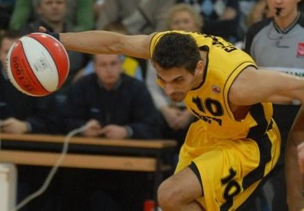 Christos Harissis, fot: Mariusz Kraczaniec /Agencja Przegląd Sportowy
