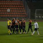 Chrobry Głogów - Stomil Olsztyn 3-0 w 12. kolejce Fortuna I Ligi