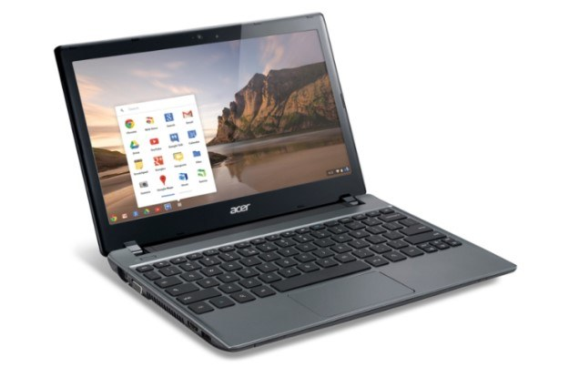 Chromebook Acer C7 /materiały prasowe
