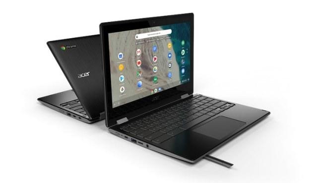 Chromebooki odpowiadały za wzrosty na rynku PC /materiały prasowe