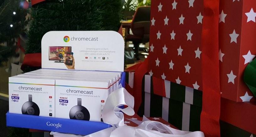 Chromecast - jedno z rozwiązań, dzięki któremu można oglądać Play Now /materiały prasowe